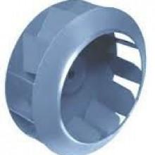 Рабочее колесо дымососа (вентилятора ВДН) ДН 12,5 (40000 руб.)