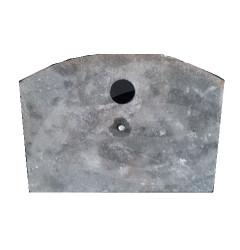 Отражатель дверки котла (2000 руб.)