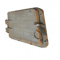 Дверка котла ДКВР (10000 руб.)