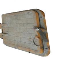 Дверка котла ДКВР (9200 руб.)