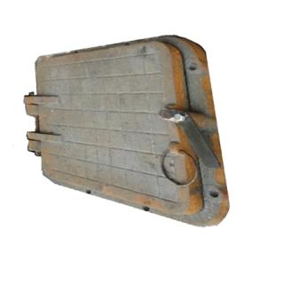 Дверка котла ДКВР (9000 руб.)