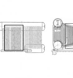 Экранные трубы котла