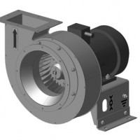 Вентиляторы дутьевые центробежные ВД