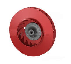 Рабочее колесо дымососа ДН 8 (вентилятора ВДН 8) (19950 руб.)