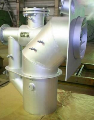 Газомазутная горелка ГМГ