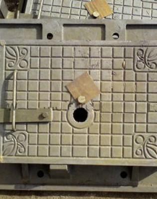 Дверка (лаз) котла Братск