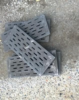 Чугунные колосники для котлов