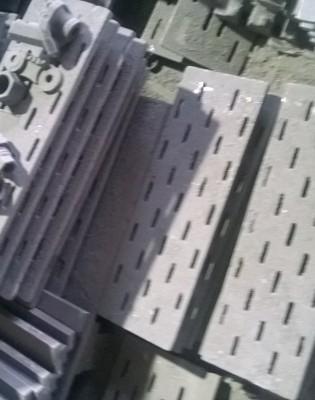 Чугунный колосник 550 250 (550/250)