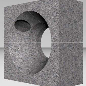 Горелочный камень для горелок ГМГ 1,5 (на котел ДКВР и др.) 21000 руб.