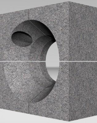 Комплект горелочных камней для горелки ГМГ-1,5