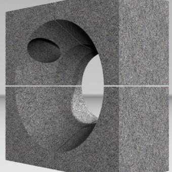 Горелочный камень для горелок ГМГ 2 (на котел ДКВР и др.) 25000 руб.