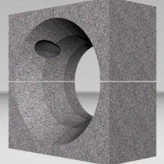 Комплект горелочных камней для горелки ГМГ (5) 31000 руб.