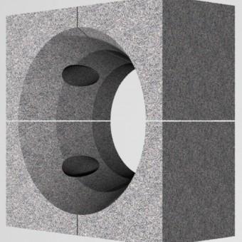 Комплект горелочных камней для горелки ГМГ-5,5 7 (34000 руб.)