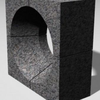Комплект горелочных камней для горелки ГМ-2,5 (29500 руб.)