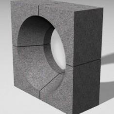 Горелочный камень для горелки (амбразура горелки котла)