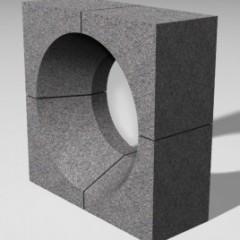 Комплект горелочных камней для горелки ГМ-4,5 (31000 руб.)