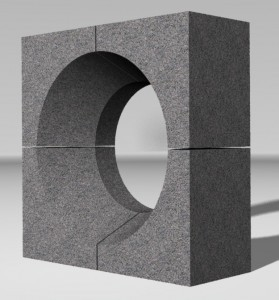 Комплект горелочных камней для горелки ГМ-7(10)