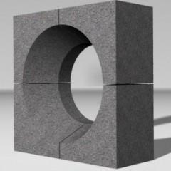 Комплект горелочных камней для горелки ГМ-7(10) (34500 руб.)