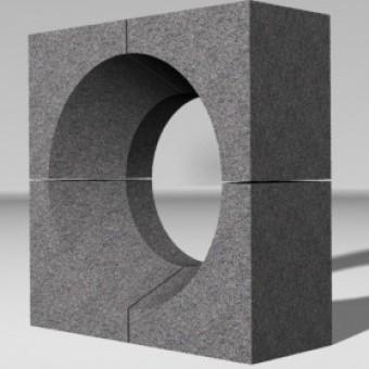 Комплект горелочных камней для горелки ГМ-10 (35500 руб.)