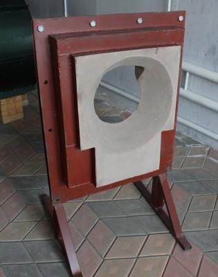 Горелочный камень гг1 (амбразура горелки котла)