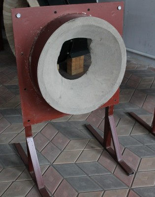 Горелочный камень гг2 (амбразура горелки котла)