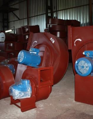 дымосос Д 3,5 м (вентилятор ВД 3,5 м)