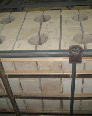 Комплект горелочных камней для горелки ГМГ-5,5 7