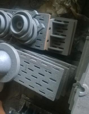 Чугунные колосники (колосниковые решетки)