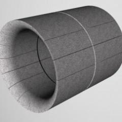 Комплект горелочных камней для горелки ГМП-16 (72000 руб.)