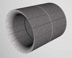 Комплект горелочных камней для горелки ГМП-16