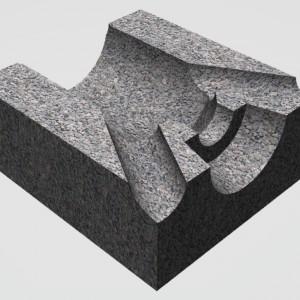 Горелочный камень для горелок ГНП 8 (24000 руб.)