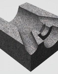 Горелочный камень ГНП