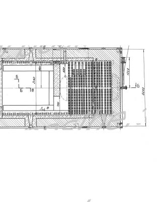 Экранные трубы котла ДКВР 4-13