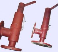 Предохранительный клапан на котел