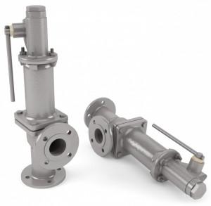 Клапан предохранительный пружинный Ду 50 Ру 40 (ДКВР 6,5-13; 10-13; 10-23) 30000 руб.