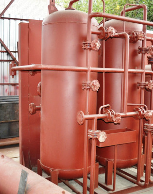 водоподготовительная установка впу