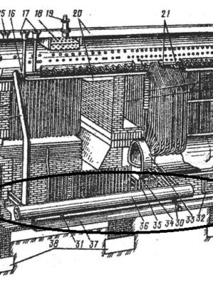 Коллектор, камера ДКВр 6,5-13