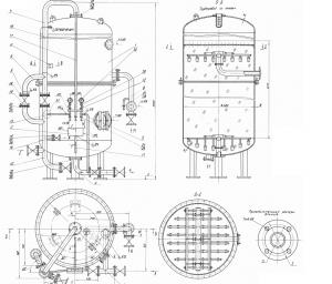 противоточный фильтр ФИПр 1,4-06