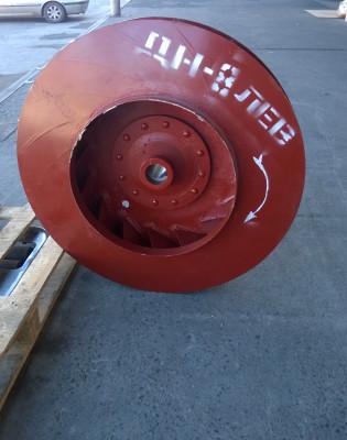 рабочее колесо дымососа дн 8