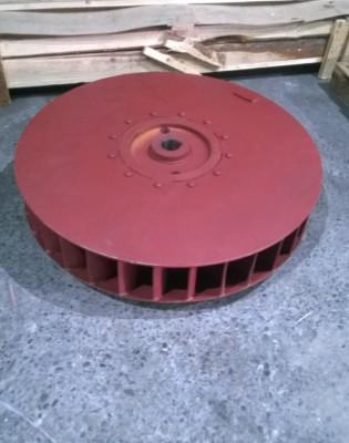 Рабочее колесо дымососа Д(ВД) 10