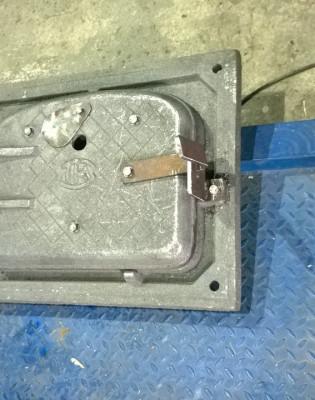 Дверка, лаз котла Е 1,0- 0,9