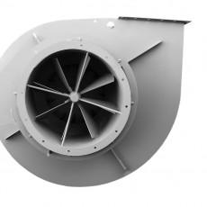 Улитка (корпус) дымососа ДН 19 (улитка вентилятора ВДН 19)