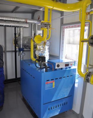 Газовый котел RS A