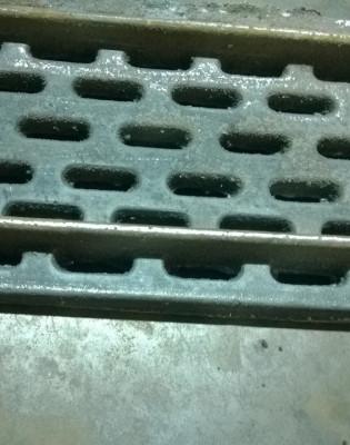 Чугунный колосник 450 200 (450х200)