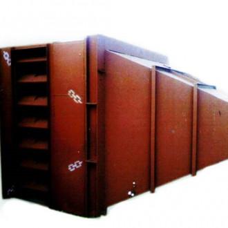 Циклон батарейный ЦБ 25 (для котла ДКВр-4-13С)