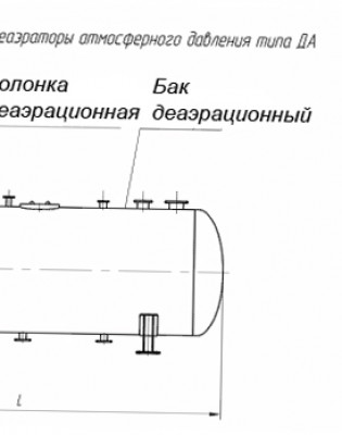 Комплектующие и запчасти к деаэраторам (ДА, БДА, КДА и др.)