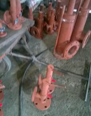 предохранительные клапана котлов ДКВР, КЕ, ДЕ, ДСЕ, Е и др.