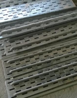 Колосник (чугунная колосниковая решетка) 1000 200 (1000х200)
