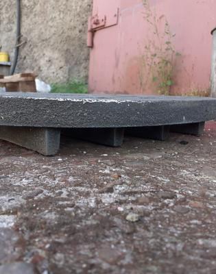 Колосник круглый двухсегментный (ф500мм)