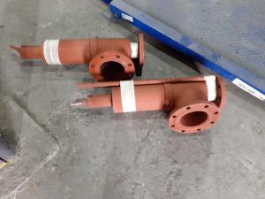 Клапан предохранительный пружинный Ду 80 Ру 16